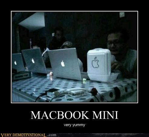 MACBOOK MINI very yummy