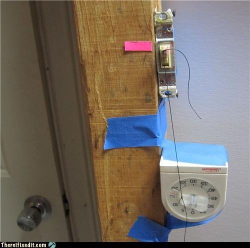 clock DIY timer wtf - 4368635904