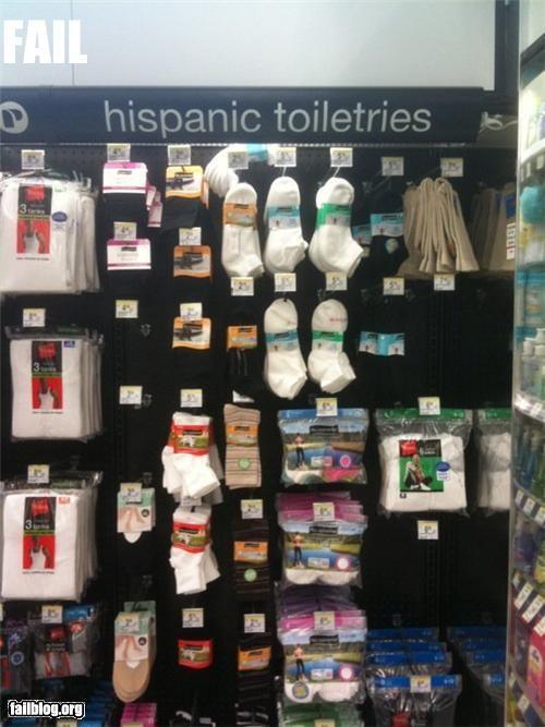 drugstore failboat g rated hispanic labels socks - 4369213952