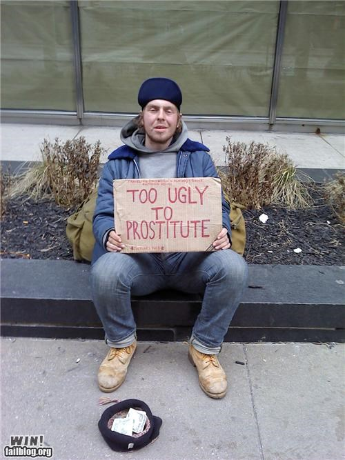 clever,homeless,homeless sign,homeless signs,truthiness