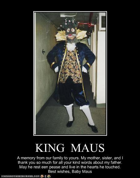 KING  MAUS