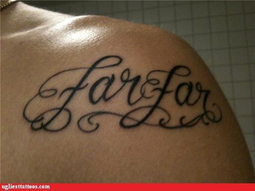 bad text tattoos funny - 4369699584