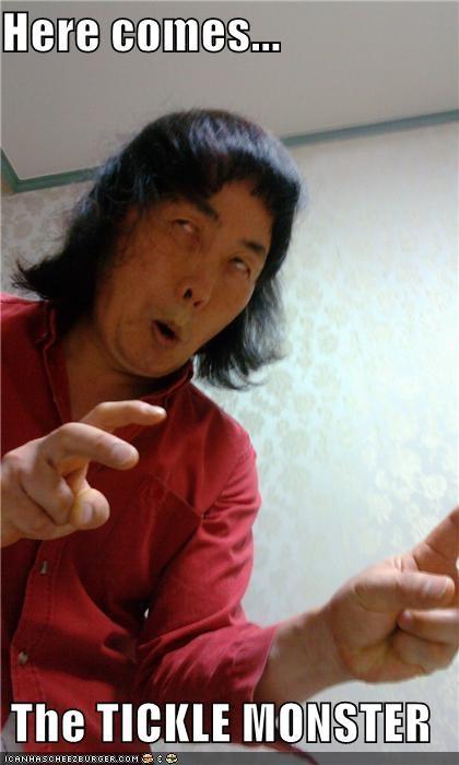 asian derp fingers nixon tickle monster - 4369718016