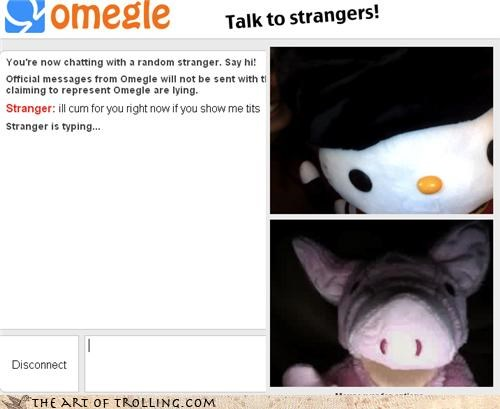 hello kitty Omegle pig puppets toys