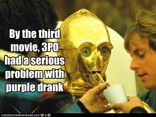 C3PO funny sci fi star wars - 4371781888