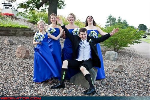 crazy groom fashion is my passion funny groom picture funny wedding photos surprise wedding party wtf - 4372290560