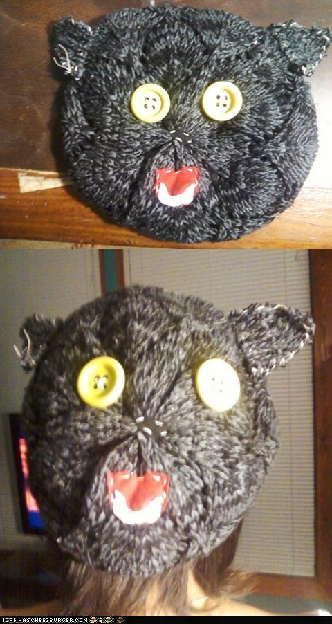 cake contest happycat hat look alike - 4372434432