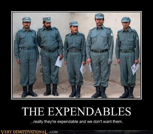 wtf Movie expendable