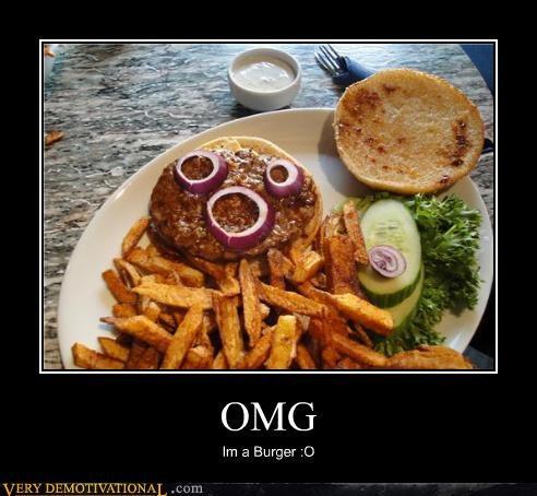 burger onions omg - 4372532480