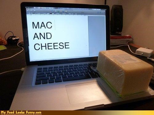 apple cheese computer laptop mac mac and cheese macintosh