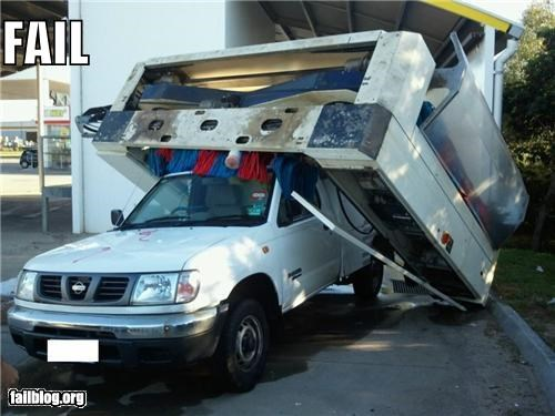 carwash,failboat,g rated,too big