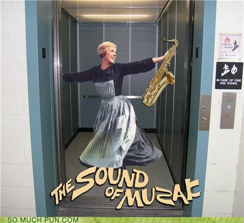 elevator,halls,hills,Music,musical,muzak,singing,the sound of music,von Trapps