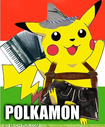 contraction,homophone,homophones,Music,pikachu,Pokémon,polka,series,setting,video game