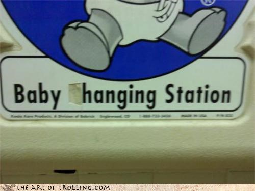 baby changing crib Death hanging IRL koala - 4375009792
