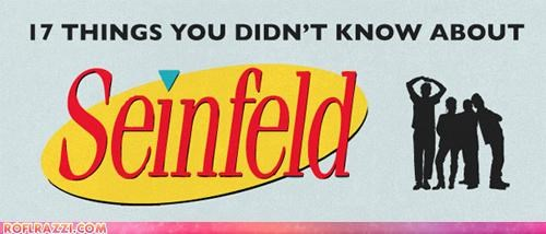 cool infographic seinfeld TV - 4375412736