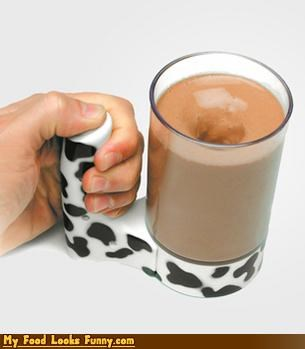 button chocolate milk lazy moo mug stir - 4375451136