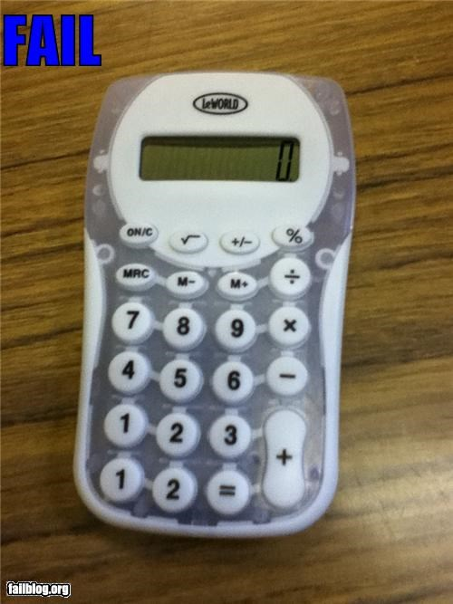 calculator failboat g rated math is hard mistake - 4375680768