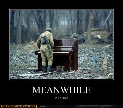 Meanwhile,piano,russia,woods