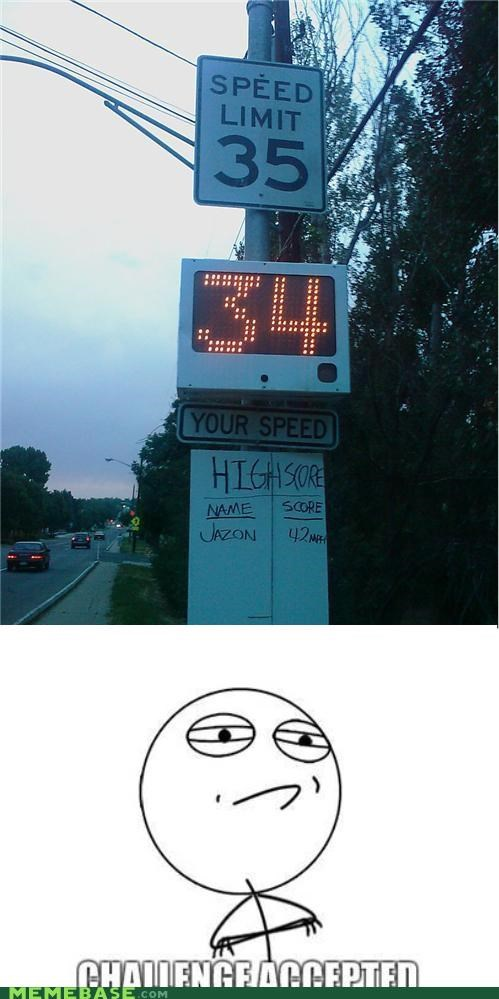 high score lifes-a-game speed zone The Internet IRL