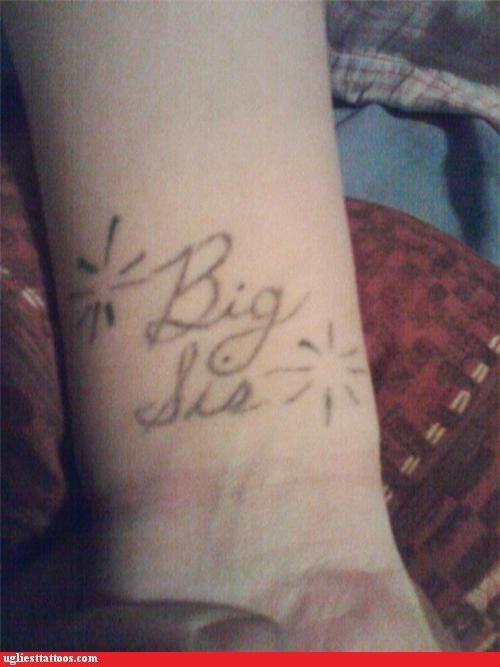 bad tattoos funny - 4377811712
