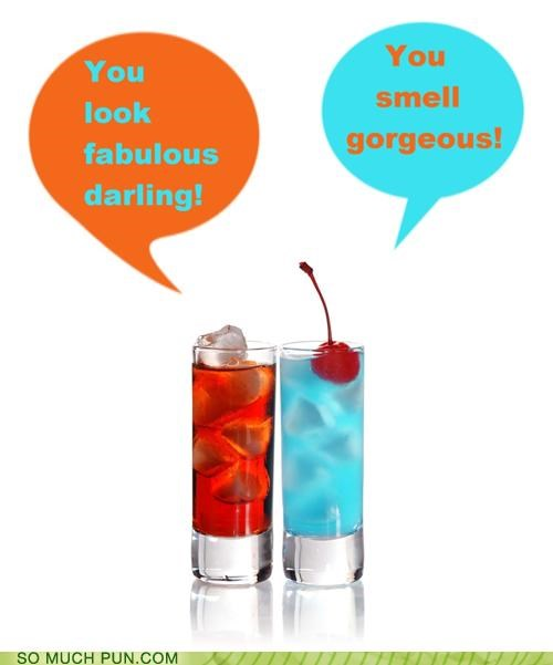 alcohol complimentary complimenting compliments double meaning drinks free gratis - 4378180864