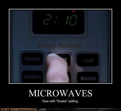 cooking microwave setting snake wtf - 4378324224