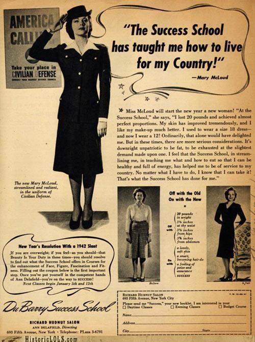 Ad,funny,lady,richard hudnut