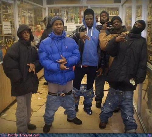 gang gangster mask stupid - 4378783232