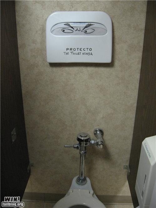 bathroom grafitti hacked ninja sharpie - 4379067904