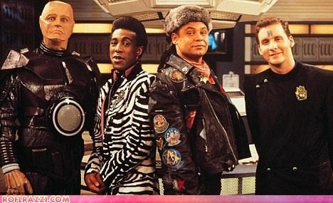 bbc Hall of Fame news red dwarf