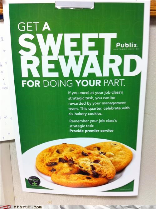 benefits cookies rewards