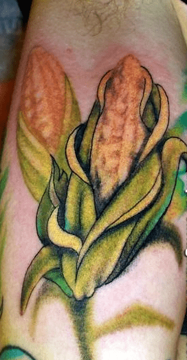 corn wtf tattoos - 4379727360
