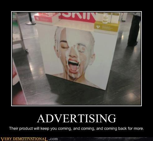advertising Sexy Ladies milk - 4380024576