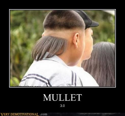 mullet,awesome,hair cut