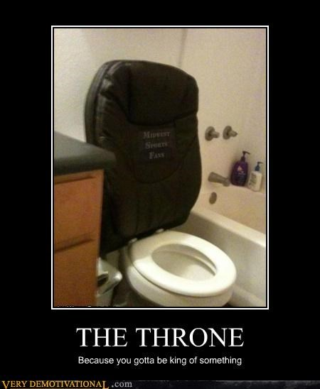 king,throne,toilet