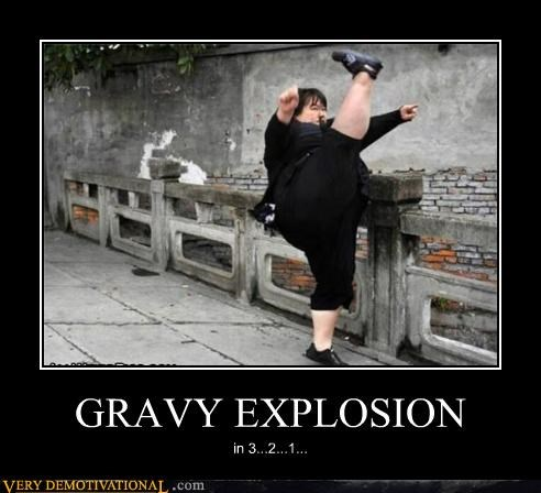 GRAVY EXPLOSION in 3...2...1...
