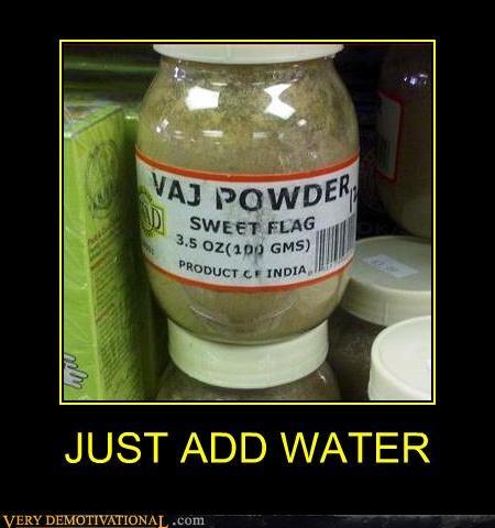 vag wtf add water food - 4381207040
