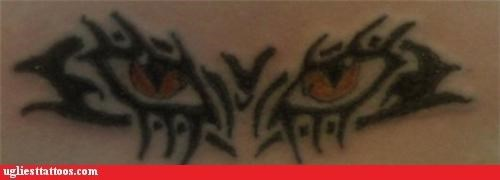 bad funny tribal tattoos tramp stamps - 4381525504
