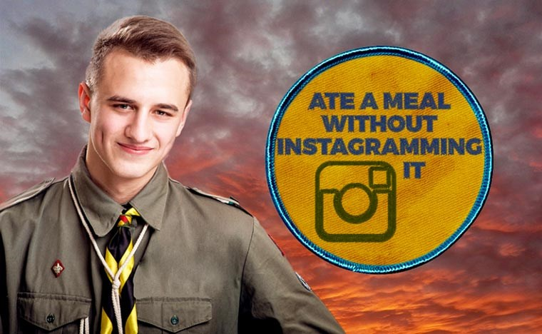 millennials merit badges
