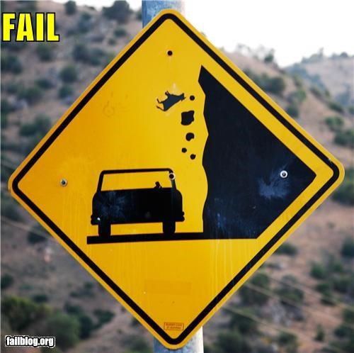 caution,cow,failboat,oddly specific,signs,warning