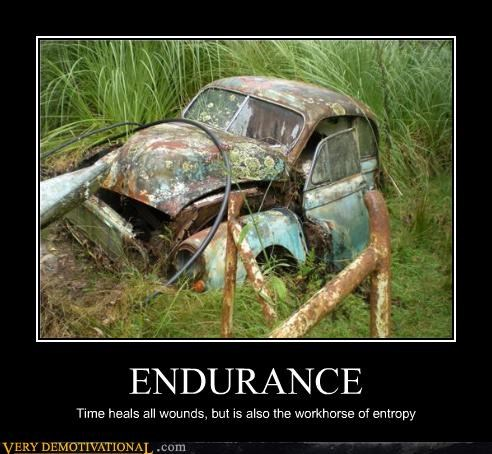 entropy,time,car,endruance