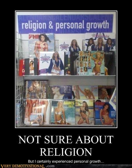 Sexy Ladies,religion,personal growth