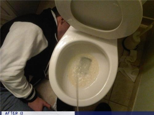 bad friend bathroom passed out pee - 4385112832