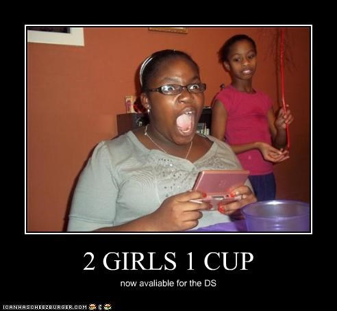2girls1cup,derp,ds,nintendo,omg,video games