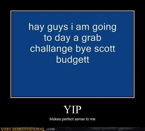 what idiots perfect sense - 4385950464