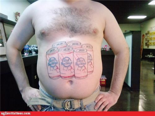 belly tats brand loyalty drinking - 4385970688