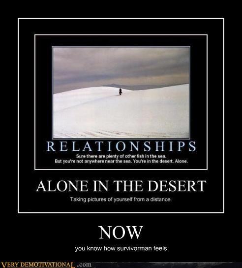 Survivorman desert relationships - 4386050816