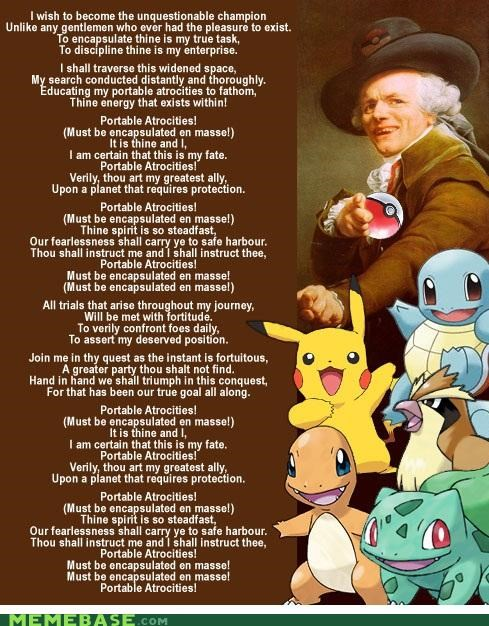 Joseph Ducreux pokemanz portable atrocities - 4386088960