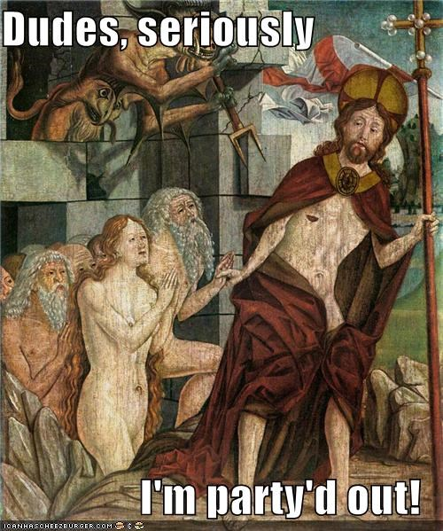 art color funny jesus painting religion - 4386172928