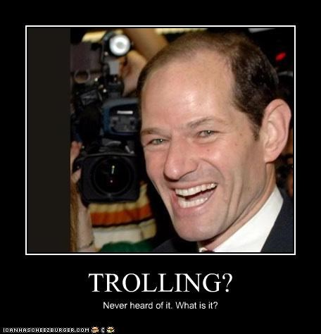 TROLLING? Never heard of it. What is it?